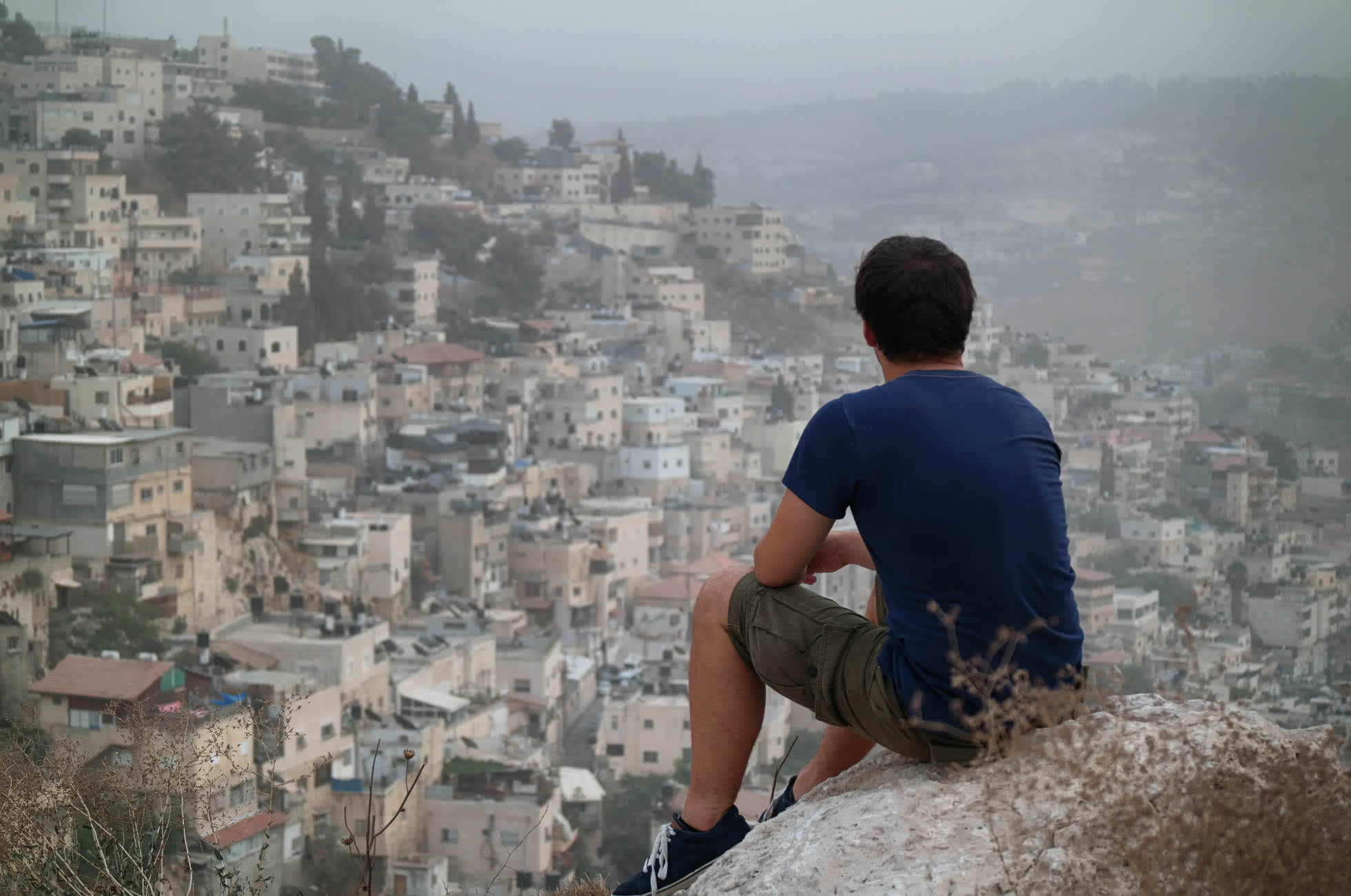 Städtereise Jerusalem