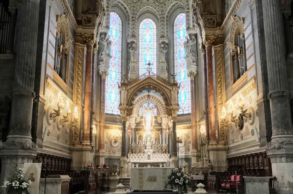 Basilika Lyon
