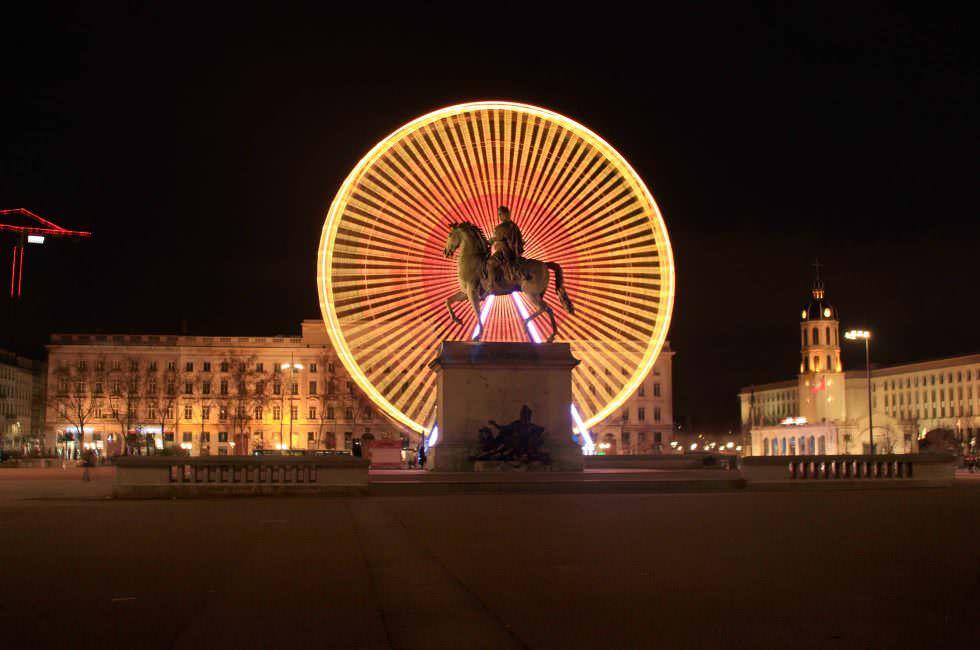 Riesenrad Lyon