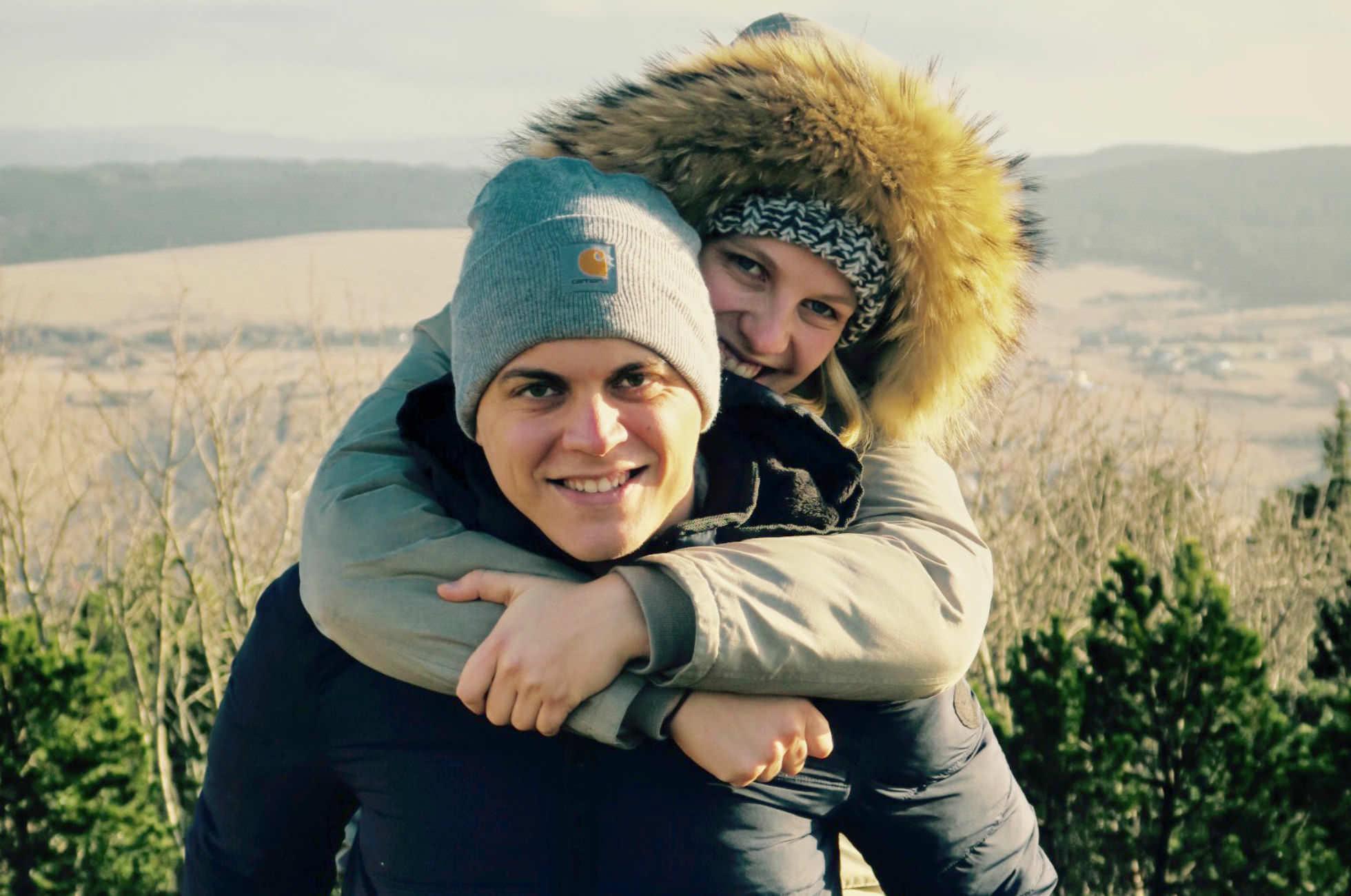 Reisen als Paar