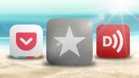 Mit diesen Apps bleibst du unterwegs immer up to date