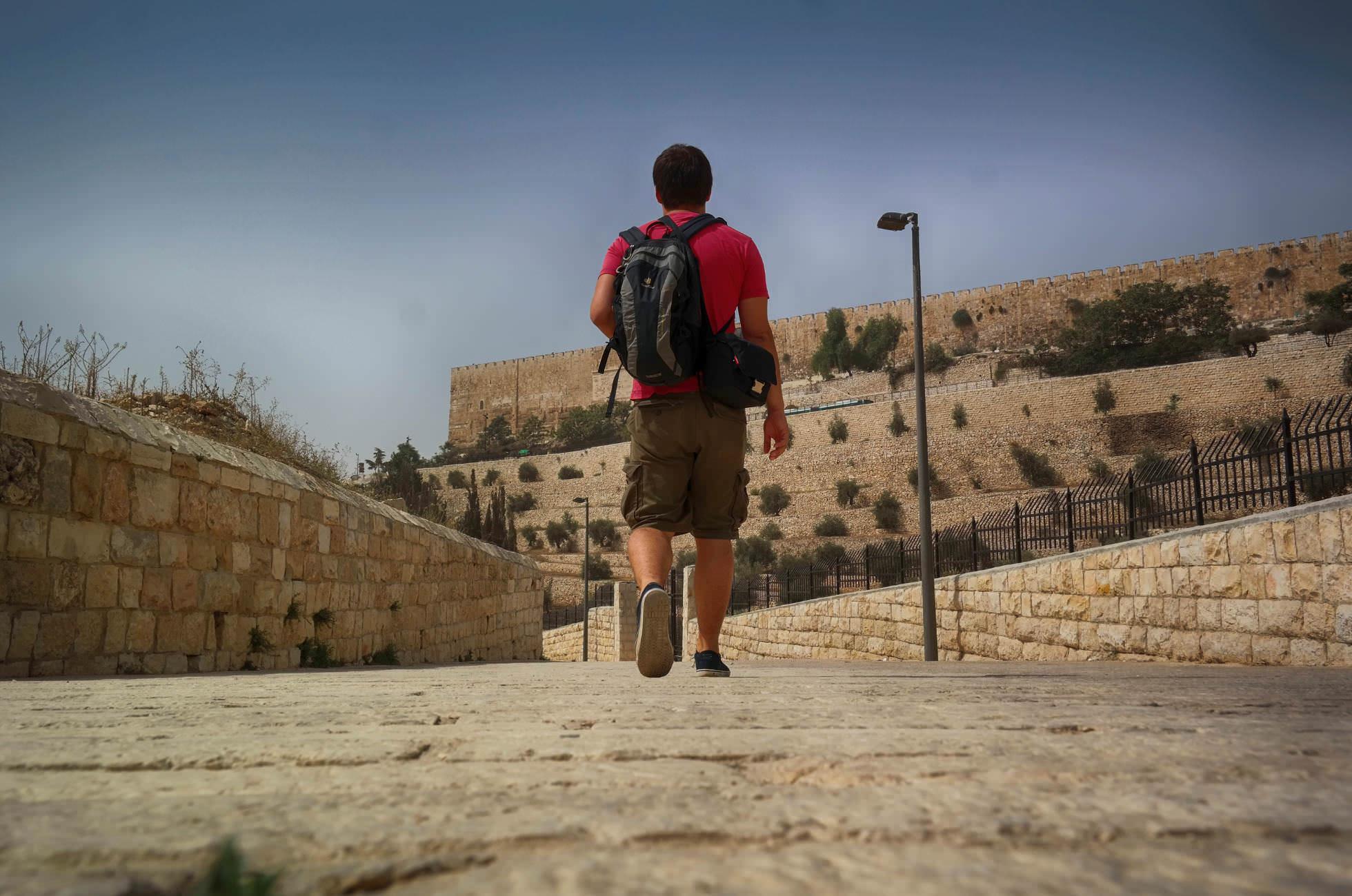 Israel Jerusalem Mauer