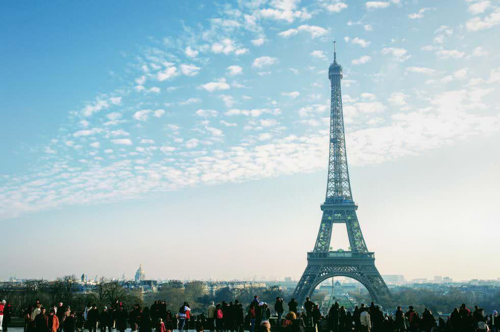 Kurztrip Paris