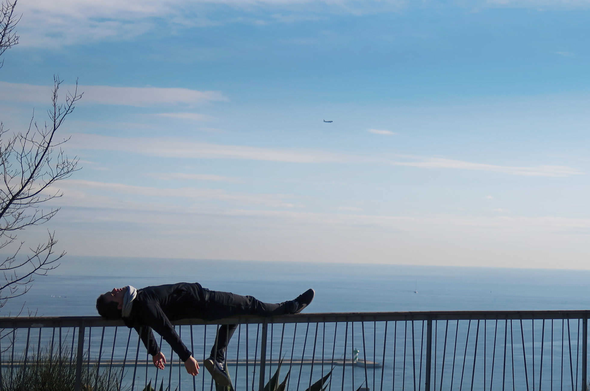 Entspannung Kurztrip Barcelona