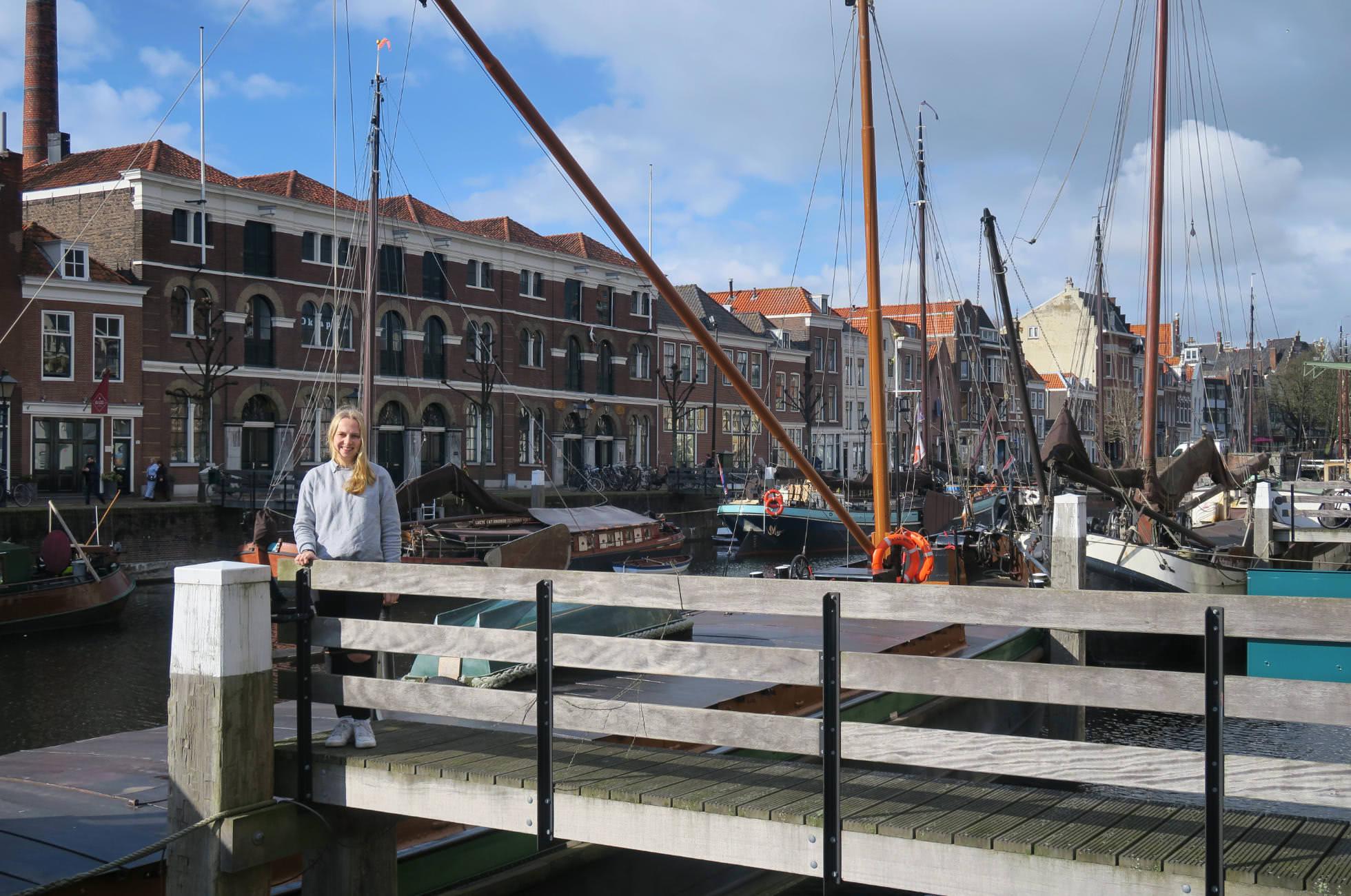 Rotterdam Kurztrip
