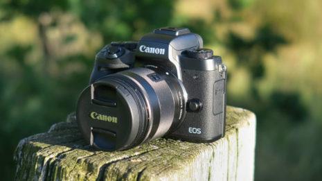 Canon EOS M5: Die Oberklasse-Reisekamera