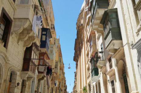 Altstadt von Valletta