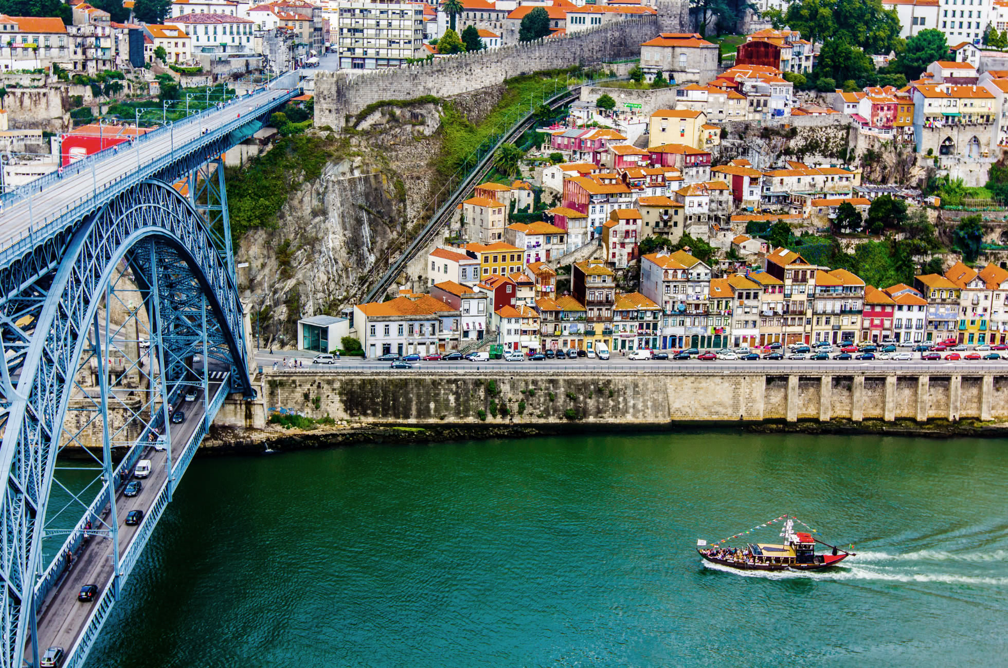 Skyline Porto