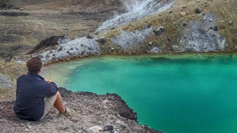 Weltreisen: Nichts ist weniger allein, als allein zu sein