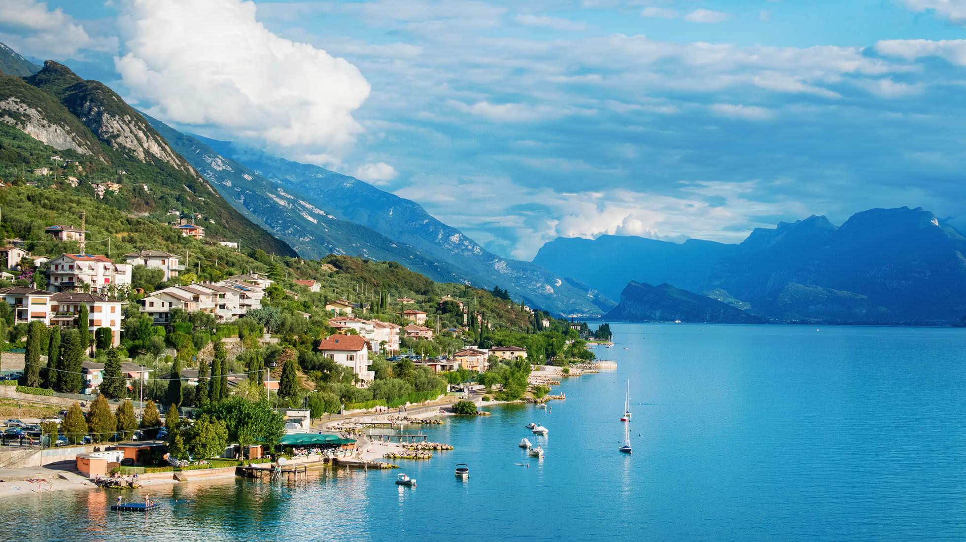 Gardasee Schweiz Oder österreich