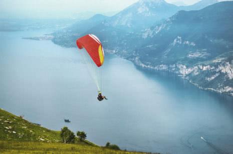 Paragliden Gardasee