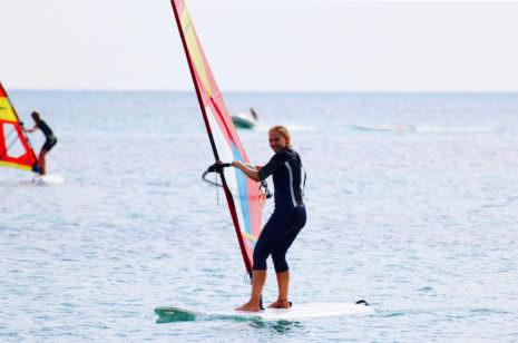 Surfen Gardasee