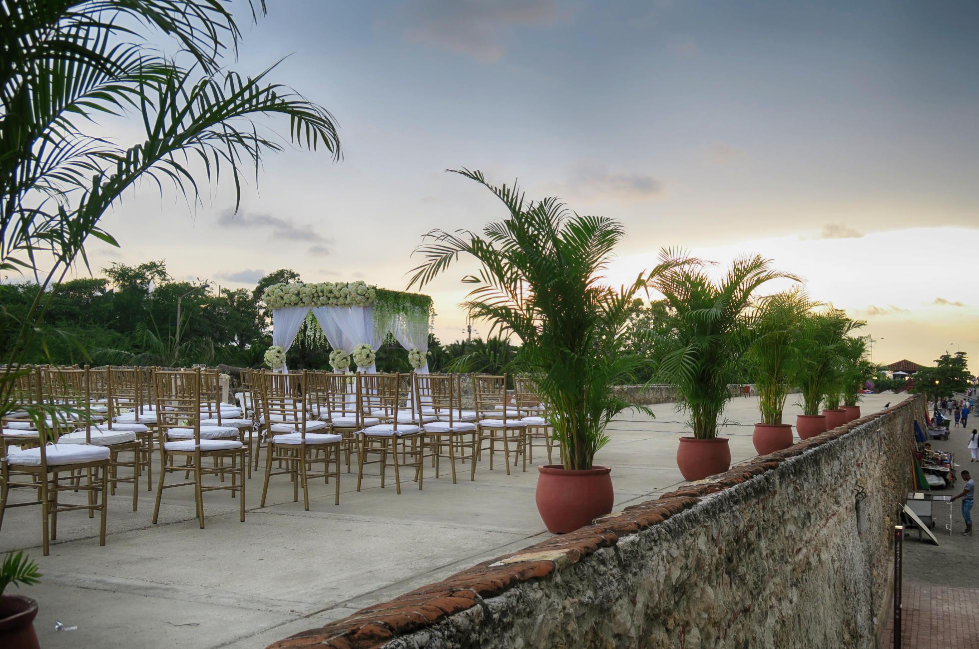 Hochzeit Cartagena