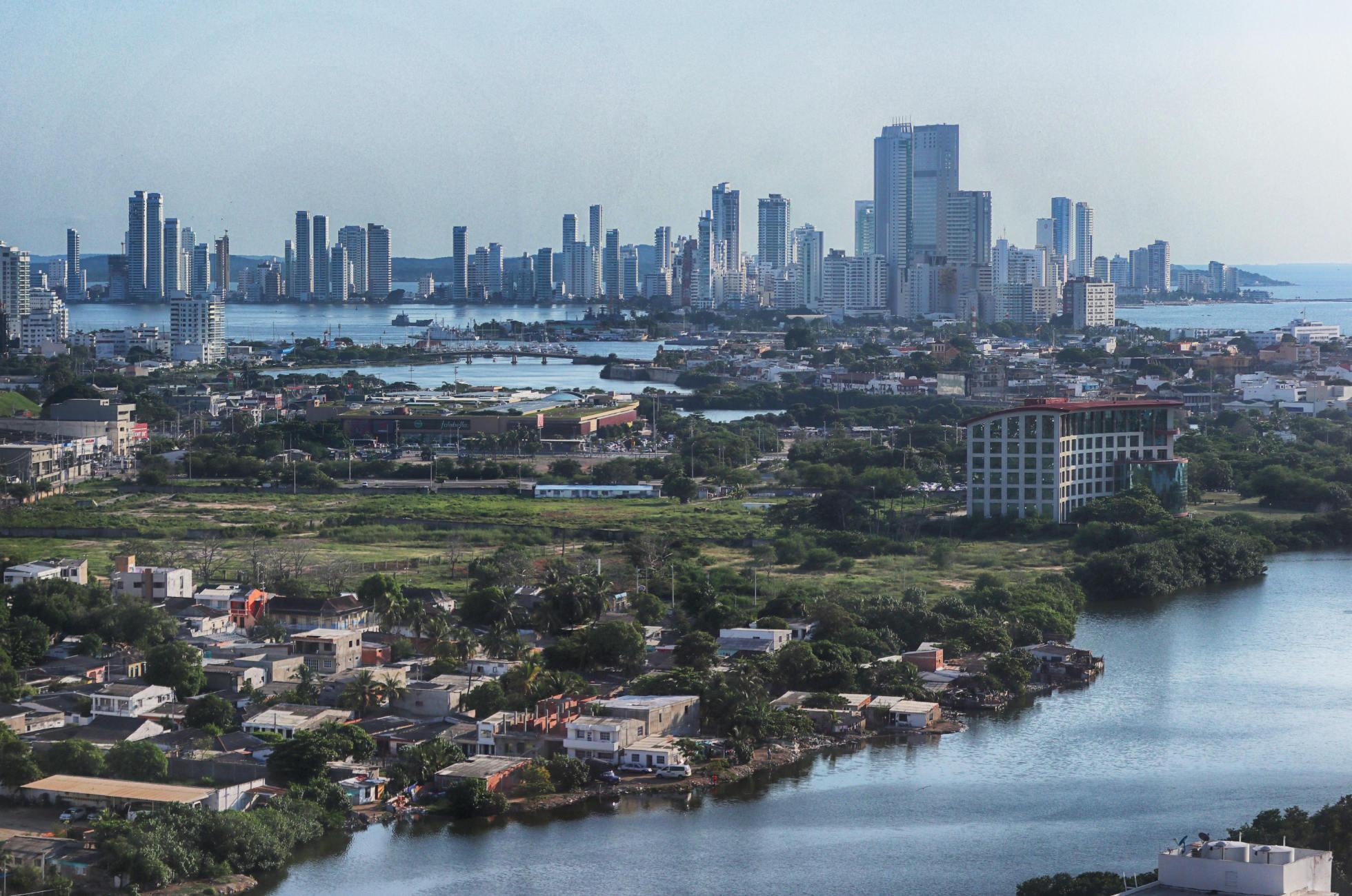 Wolkenkratzer Cartagena