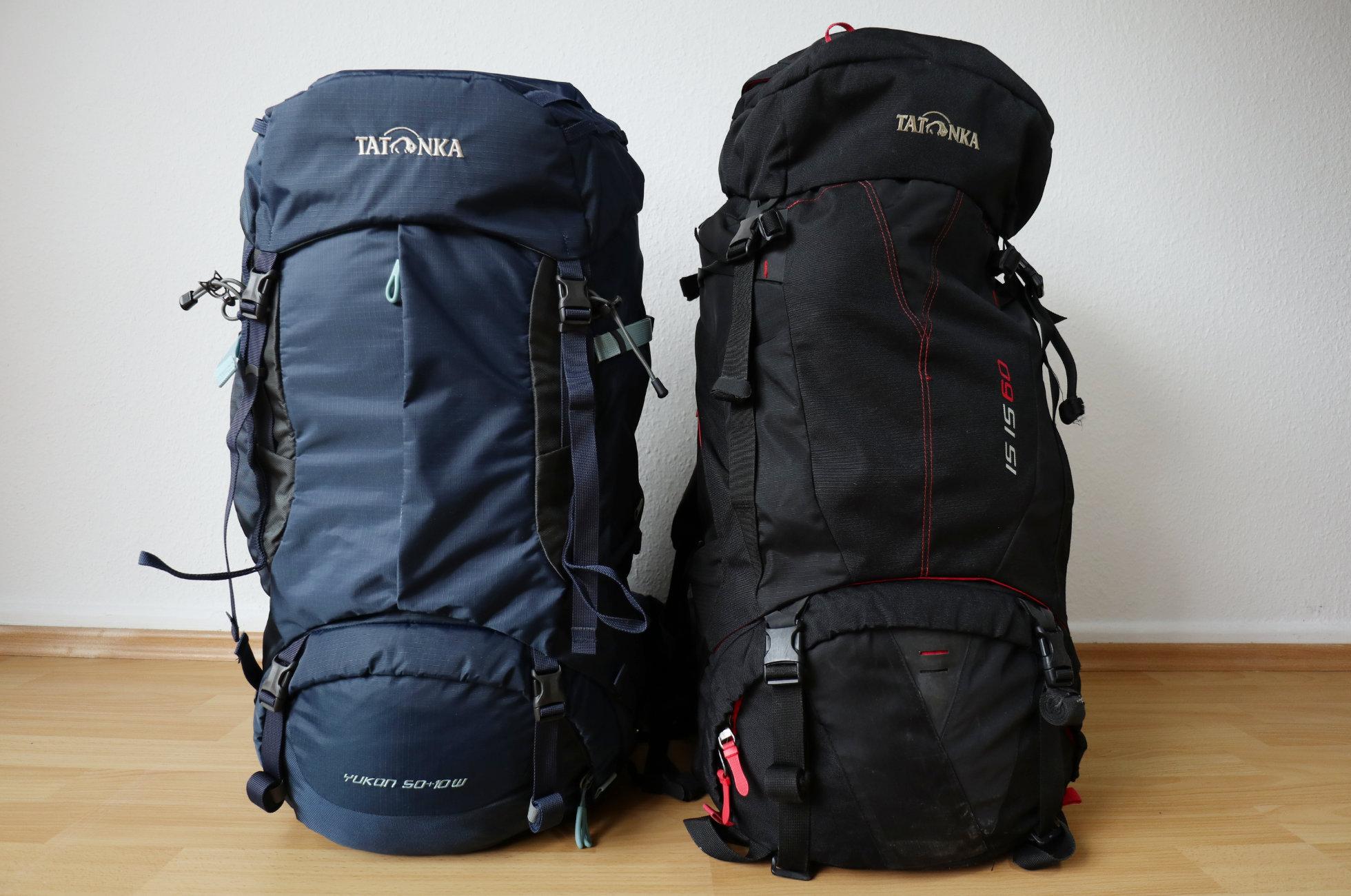 Backpack Weltreise