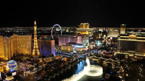 Las Vegas: Bling Bling und mehr auch nicht…