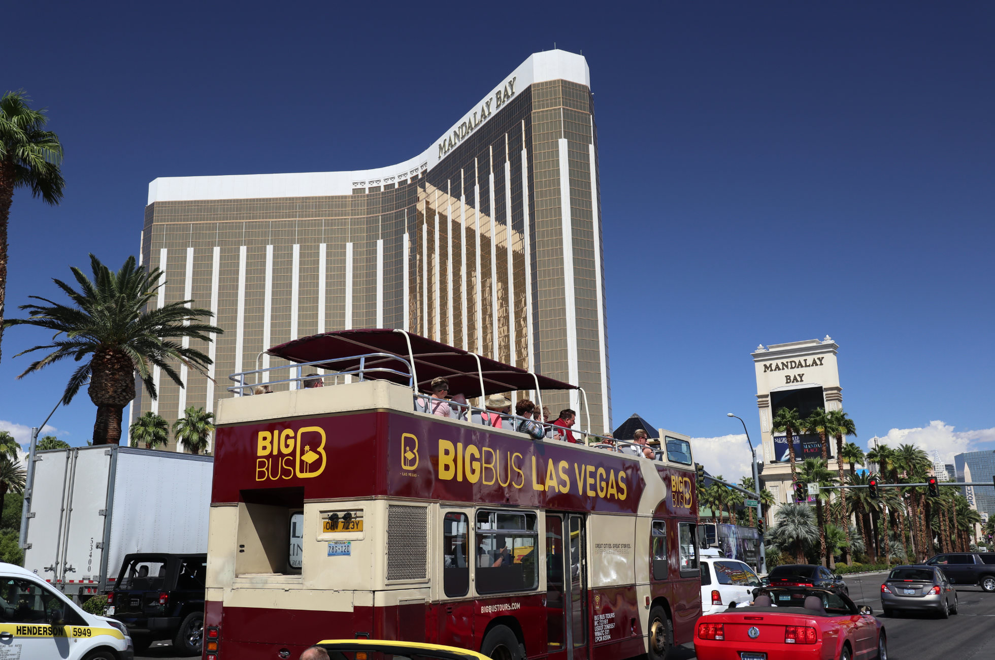 Hop On Hop Off Bus Las Vegas