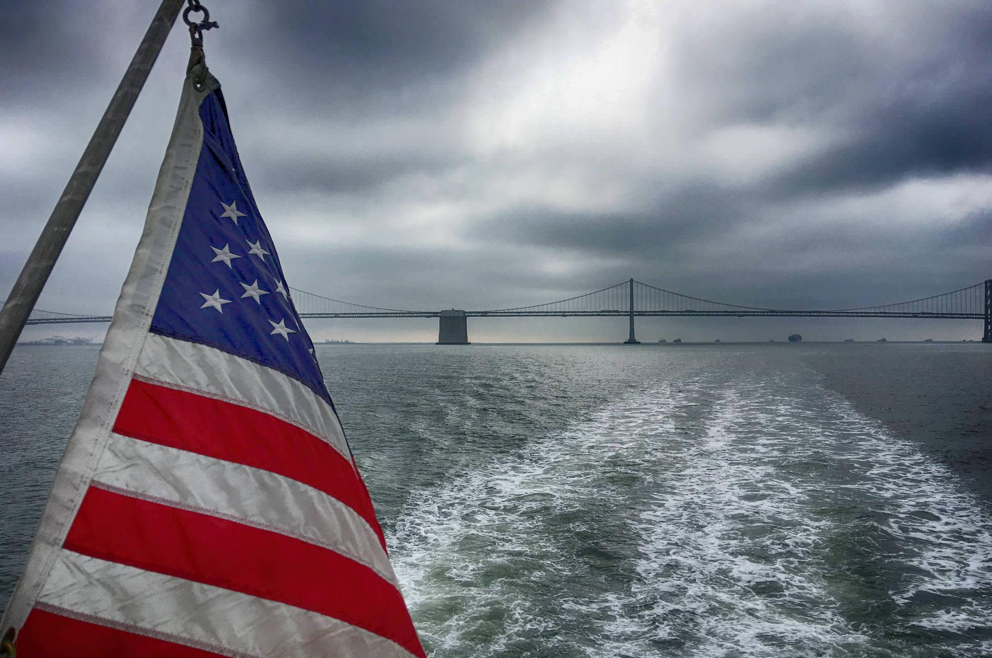 San Francisco Fähre