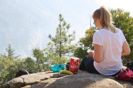 Wanderung Yosemite