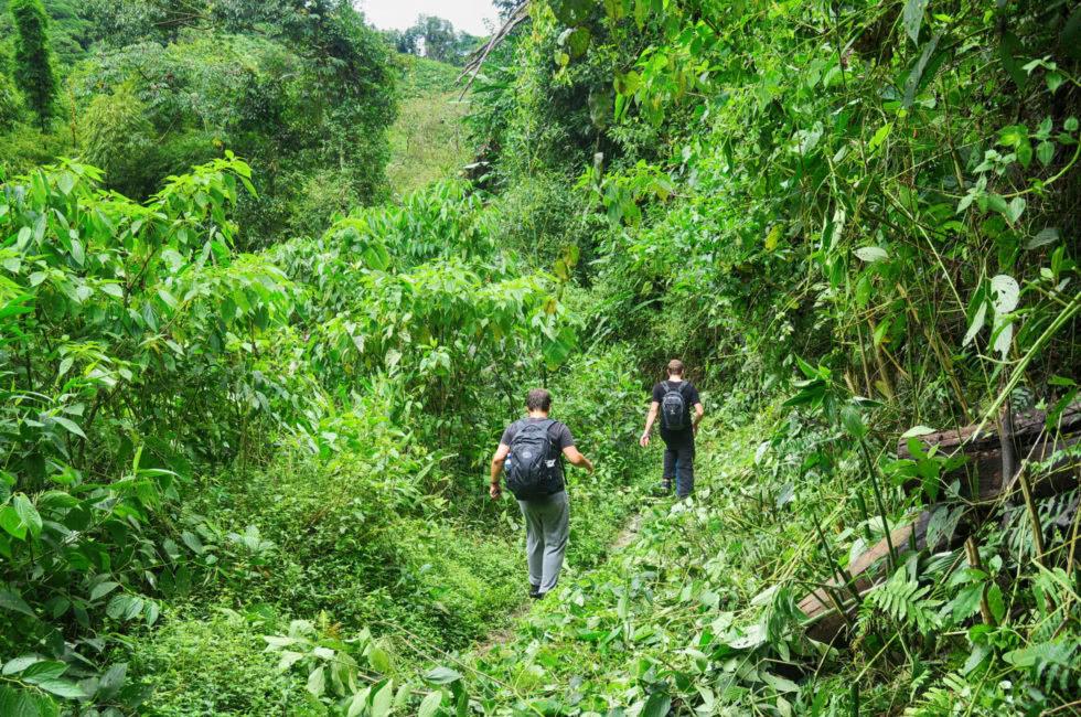 Wandern Minca