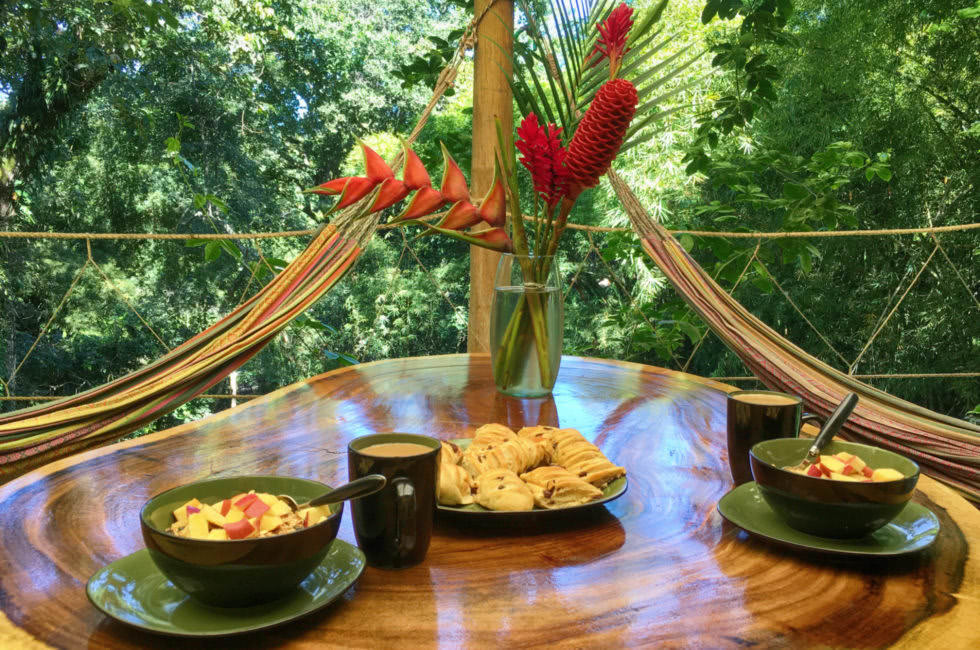 Frühstück Casa Maracuya