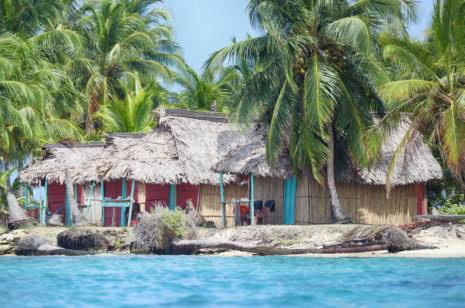 Cabaña Isla Diablo