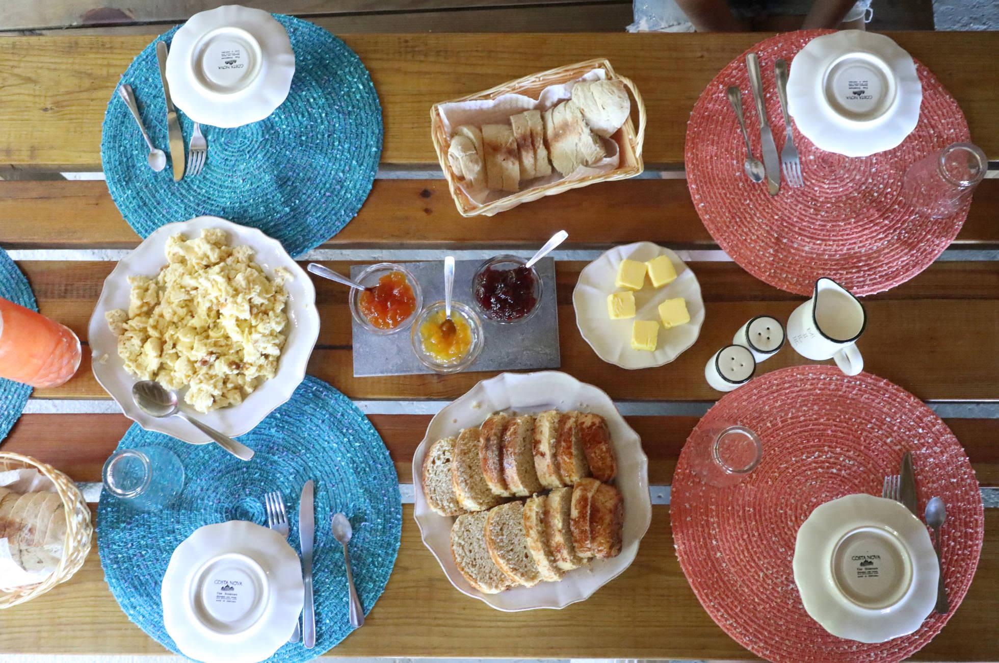 Frühstück Panama Bocas del Toro