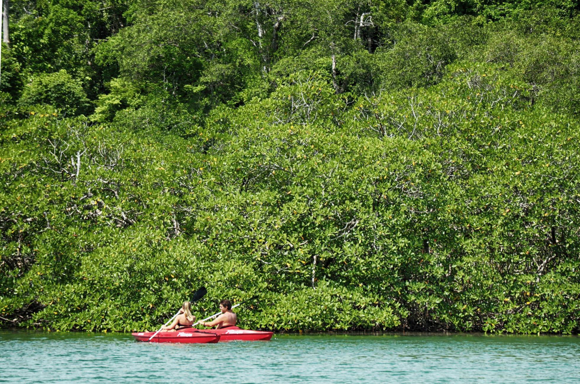 Isla Popa Bocas del Toro