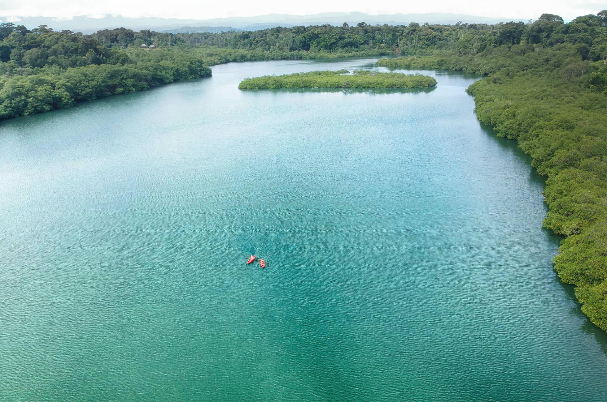Bocas del Toro Isla Popa