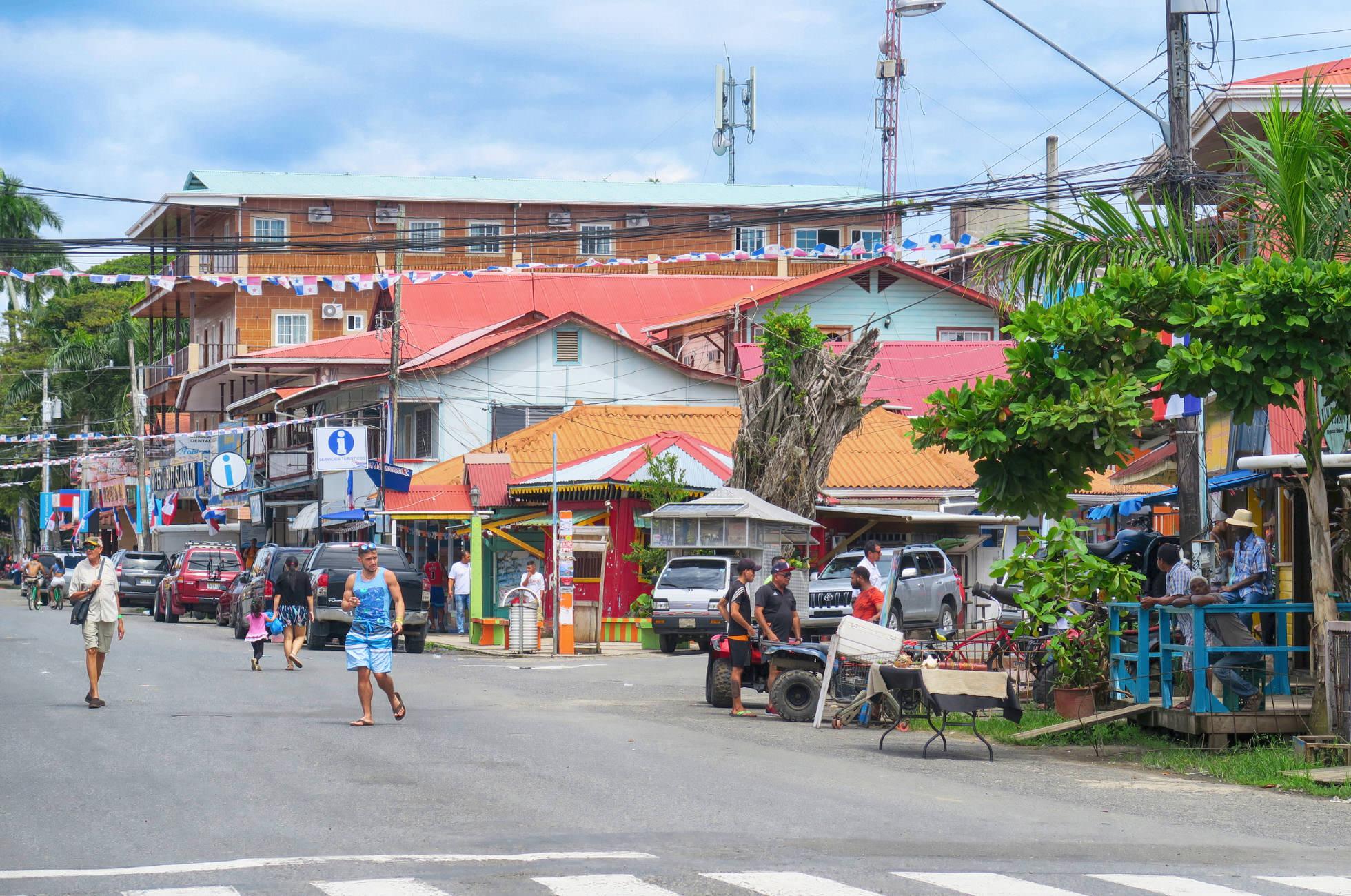 Isla Colon Bocas del Toro