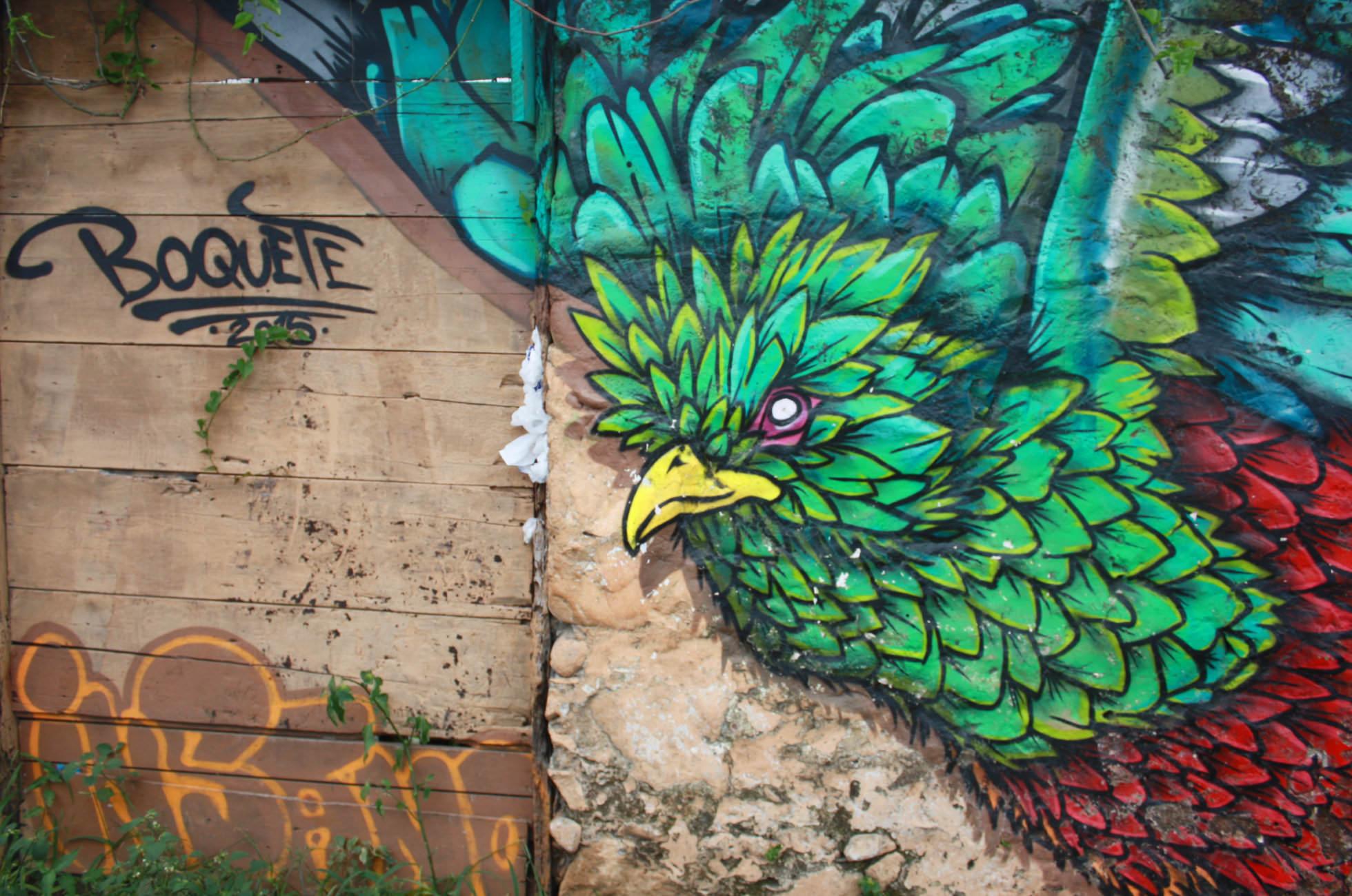 Street Art Boquete