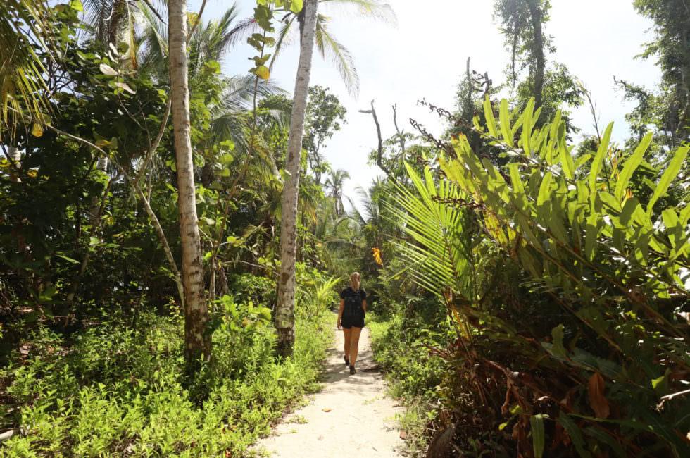 Wandern Cahuita