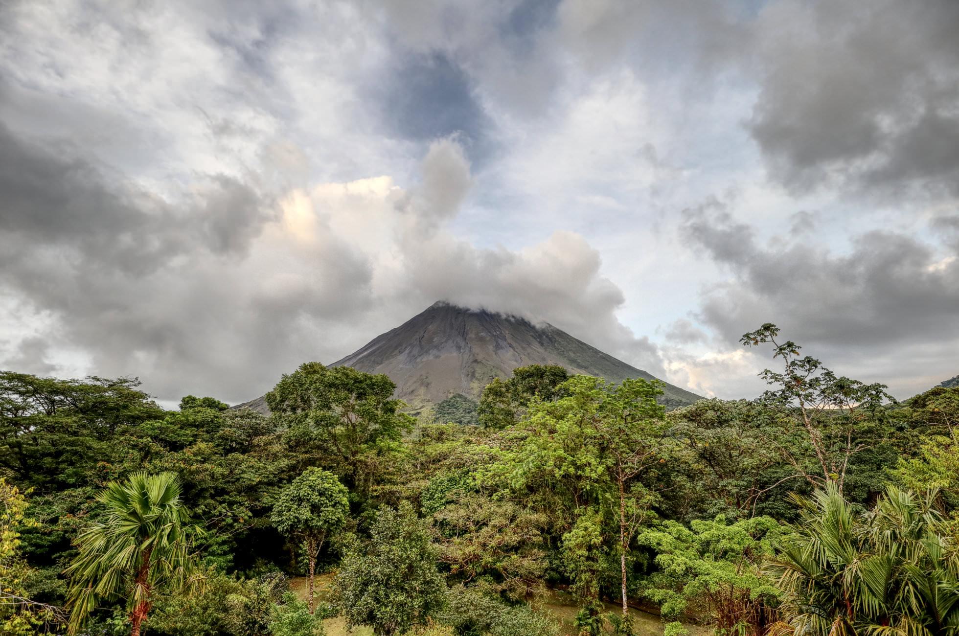 Vulkan Arenal La Fortuna