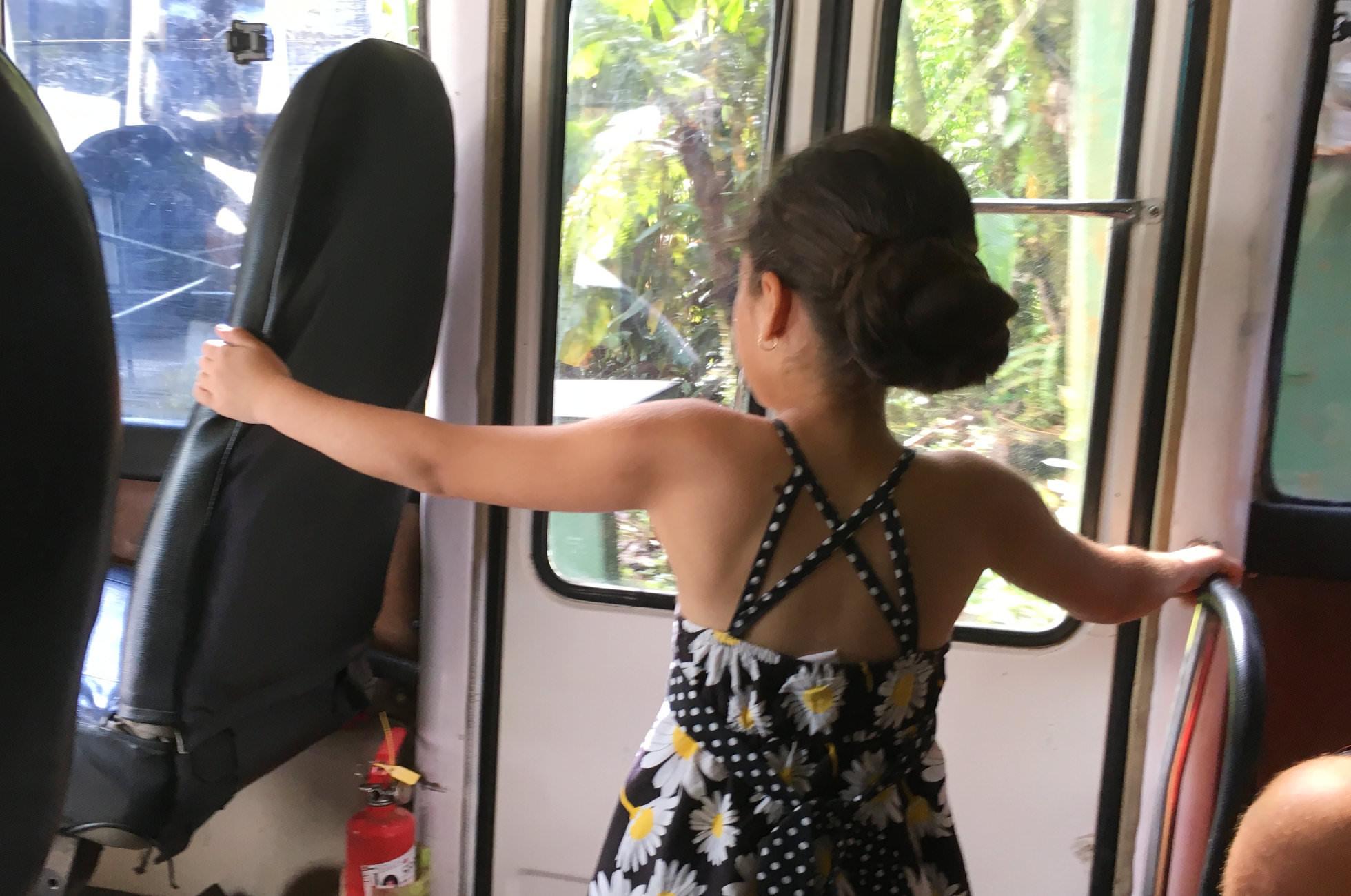 Bus Monteverde Santa Elena