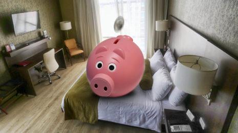 Geld sparen bei der Hotelbuchung: 9 Tipps und Tricks