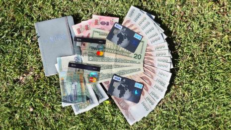 Geld sparen Lateinamerika