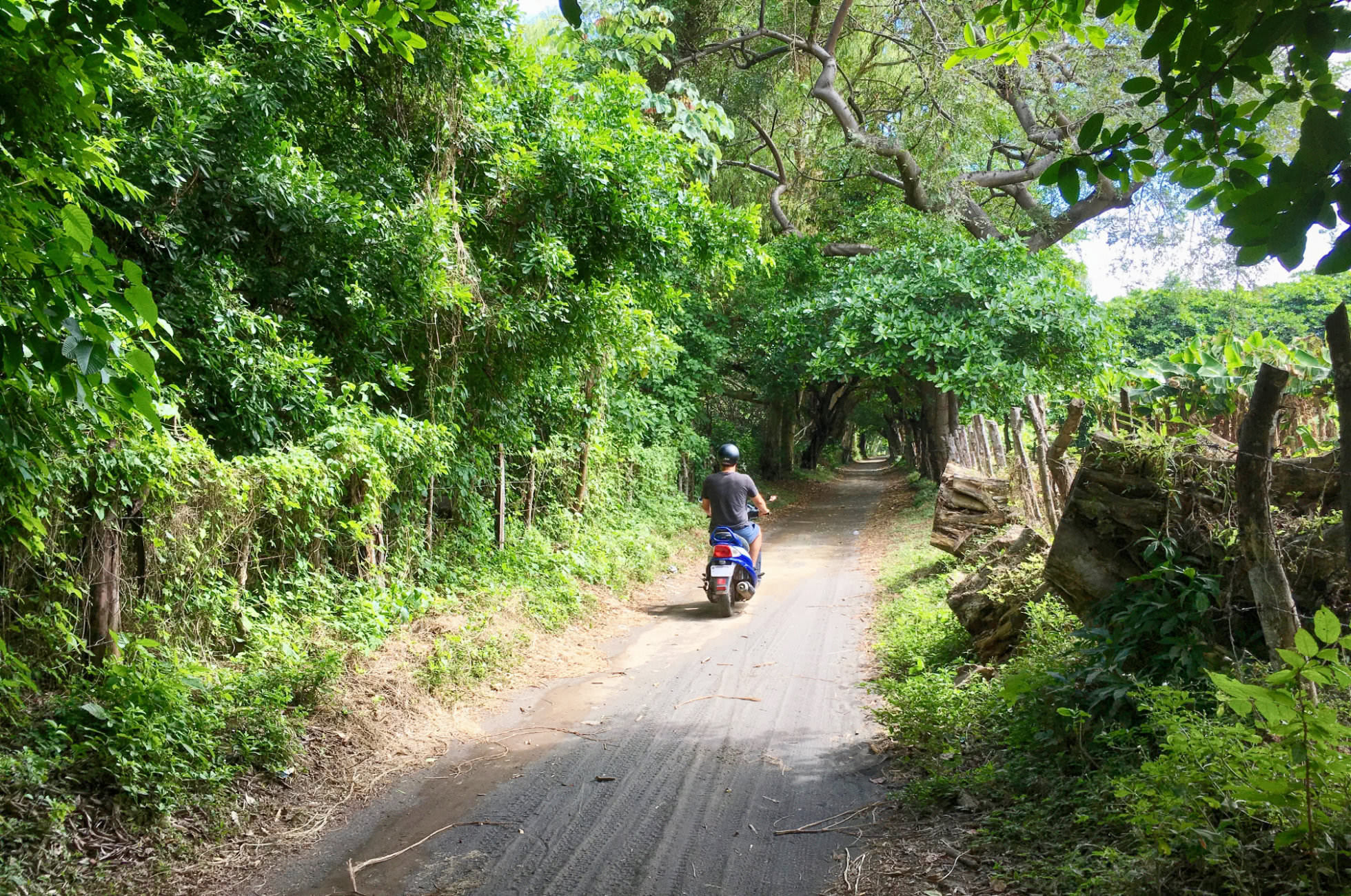 Roller fahren Lateinamerika