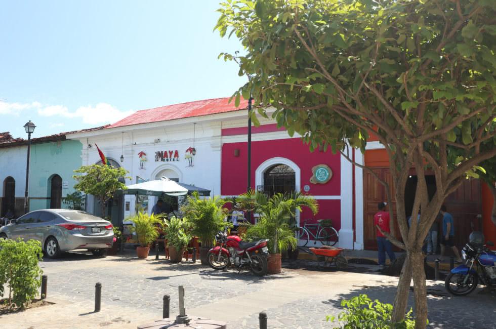 Restaurants Granada Nicaragua