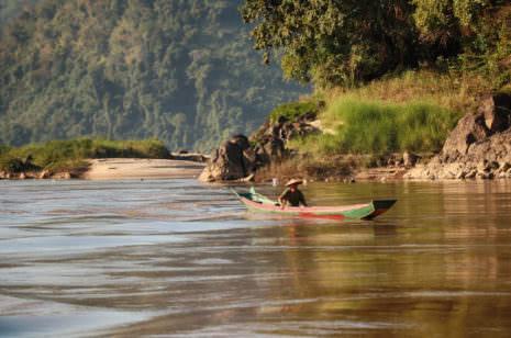 Fischer Mekong Laos