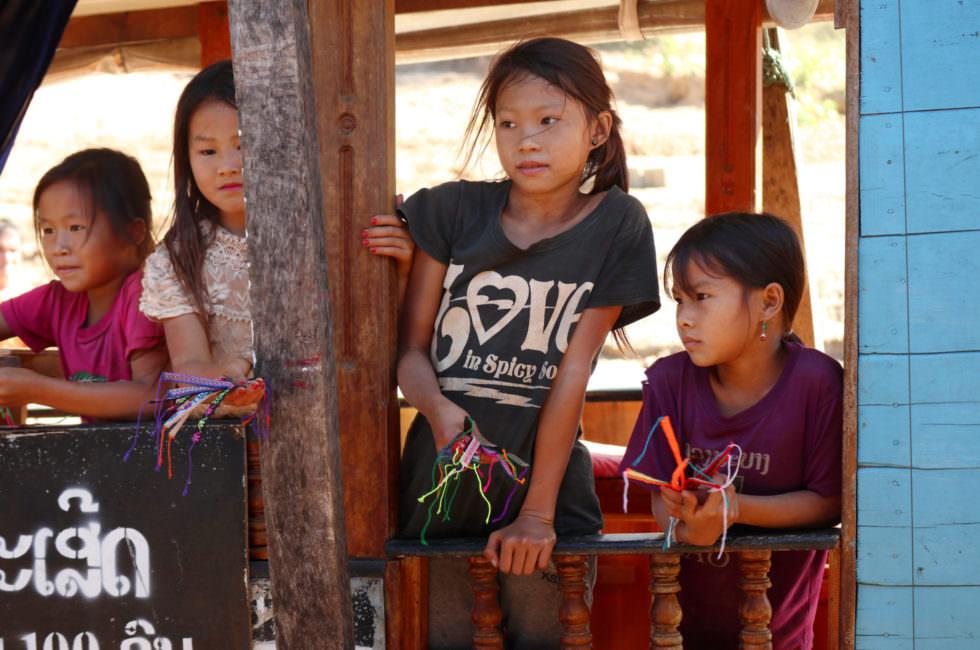 Armbänder Laos