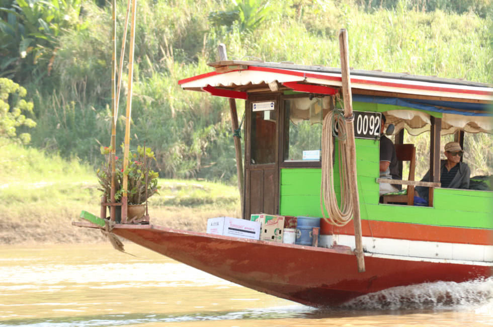 Slowboat Laos