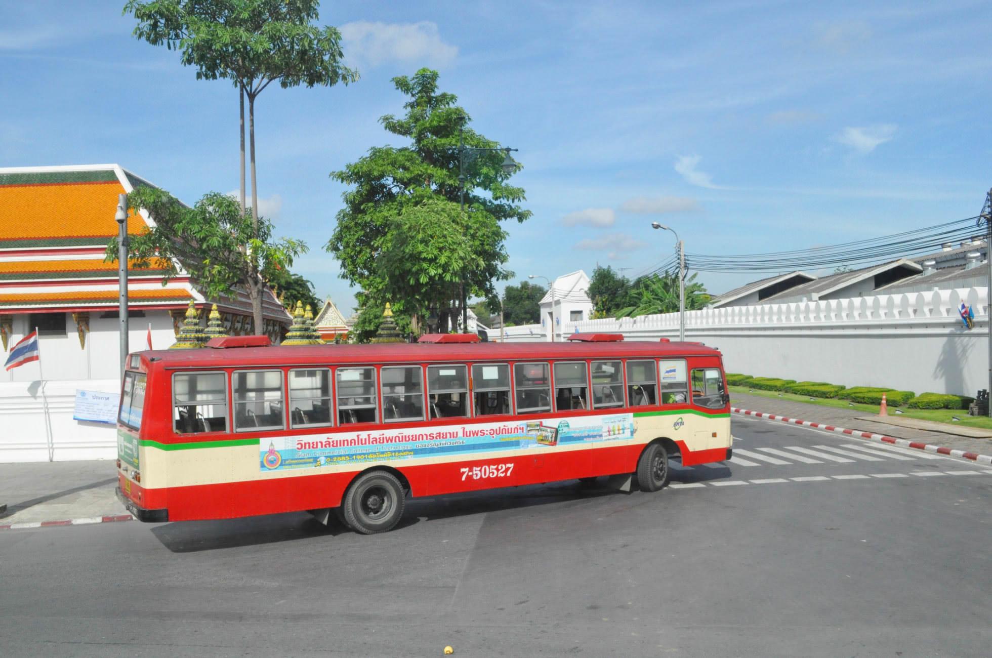 Thailand Lokalbus