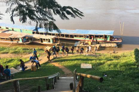Mekong Boot