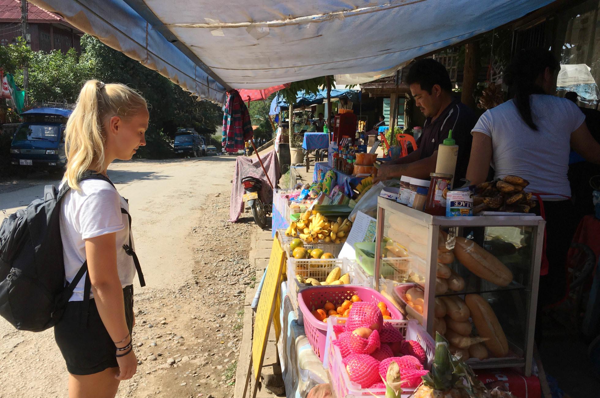 Essen Mekong Bootsfahrt