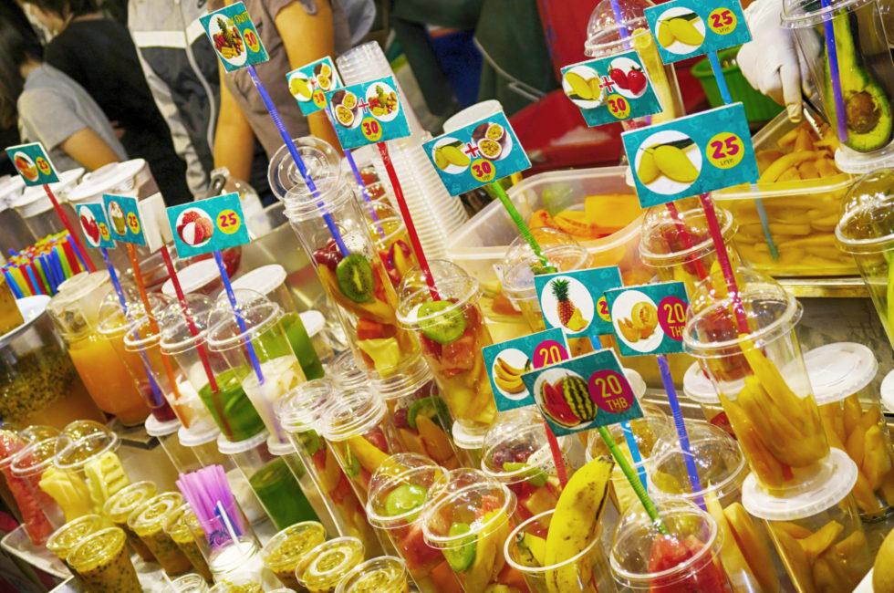 Nachtmarkt Chiang Mai