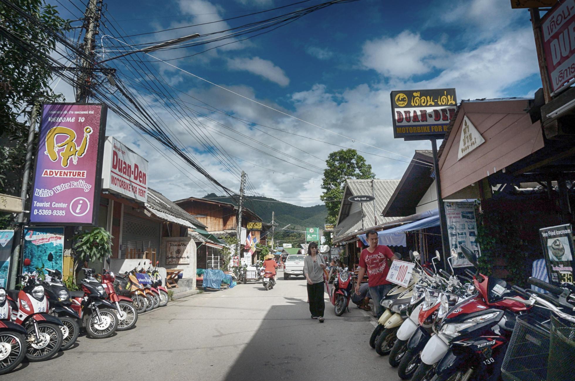 Pai Nordthailand