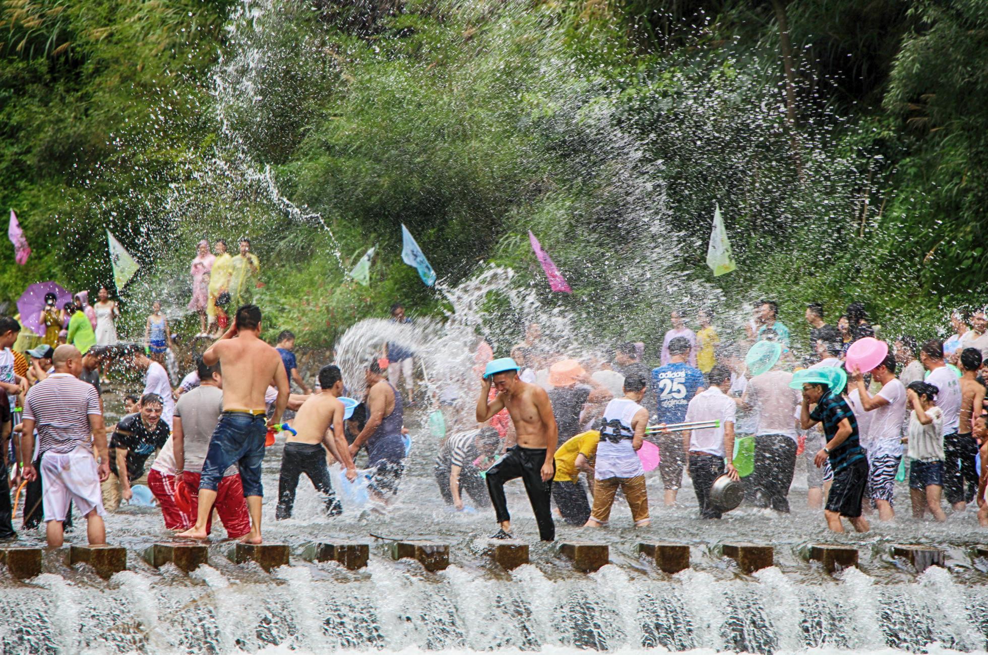 Songkran Fest