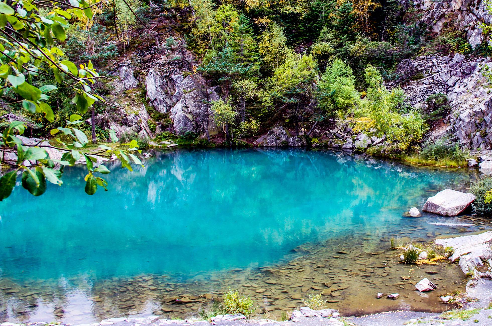 Blaue Lagune Blue lagoon
