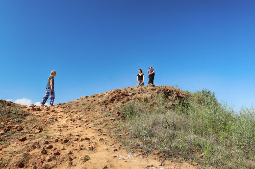 Aussichtspunkt Bagan