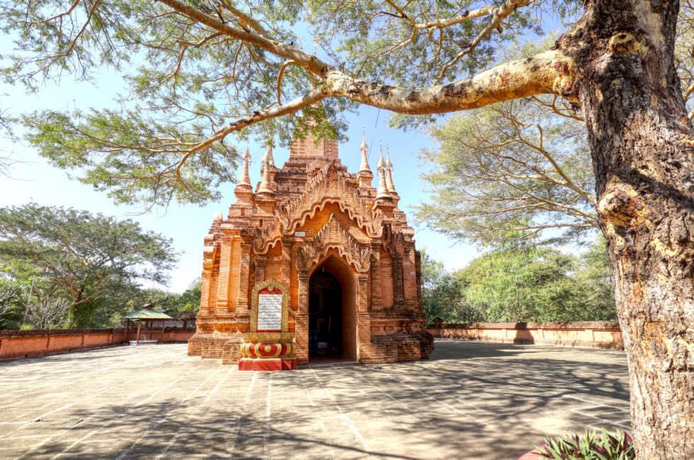 Pagoden Bagan